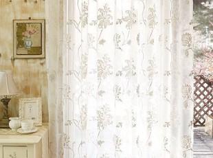 〓持家太太〓韩国家居*土耳其面料*韩国装饰窗纱窗帘MH00228,窗帘,