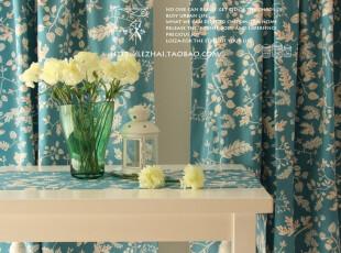 窗帘 2片装 (Z)活性纯棉布料 简约范儿格兰特,窗帘,