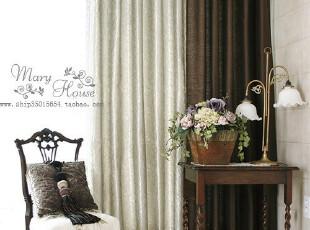 韩国进口家居*时尚大气*韩国品牌面料窗帘MH00140,窗帘,