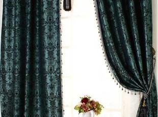 【Asa room】韩国窗帘代购进口 时尚高档遮光卧室客厅书房k383-gr,窗帘,