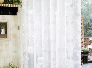 〓持家太太〓韩国家居*客厅装饰窗纱窗帘MH0036(特价),窗帘,