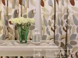 窗帘 装饰帘 2片装 (K)活性纯棉布料 pax-帕克斯/灰款,窗帘,