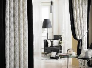 【Asa room】韩国窗帘代购进口灰色高档遮光时尚客厅卧室窗帘k369,窗帘,