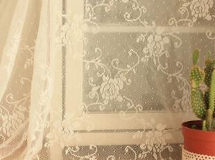 直供日本网纱 水玉花柄 窗帘手工衣服 重磅推荐 团购,窗帘,