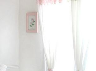『韩国网站代购』优雅至极田园气息 深入人心的菱格细纤维窗帘,窗帘,