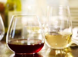 外贸出口烈酒杯 威士忌酒杯 洋酒杯 红酒杯 杯体通透  2个起售,红酒专用,