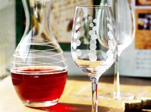 品牌出口原装红酒杯 无铅玻璃 雕花红酒杯 手工玻璃杯 高脚杯,红酒专用,