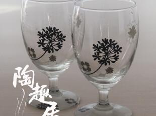 玻璃餐具 OCEAN无铅玻璃红酒/高脚/葡萄酒杯 日本尾货 SSG-0003E,红酒专用,