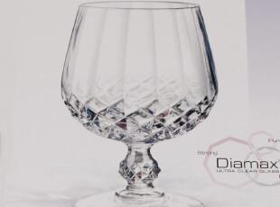中恒器皿 进口白葡萄酒杯/红酒杯【ARC白兰地杯】高脚杯/6支送盒,红酒专用,
