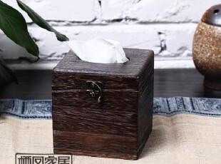 日式家具 实木 纸巾盒 纸巾架 卫生纸盒纸巾筒卷纸架 木,纸巾盒,