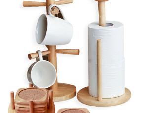 包邮三件套装 厨房卷纸架 厨房用纸巾架 懒人 纸巾盒厕纸架欧润哲,纸巾盒,