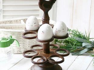 『韩国网站代购』厨房里的风景 咕咕哒鸡蛋收纳架,置物架,