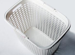 日本爱丽思 脏衣篮 收纳框 收纳篮 提手篮 整理框 收纳框 LB-L,脏衣篮,