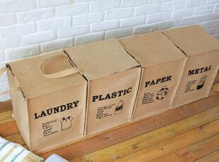 千条好评 环保时尚收纳桶 脏衣桶 大号 有盖 可折叠衣蒌脏衣篮,脏衣篮,