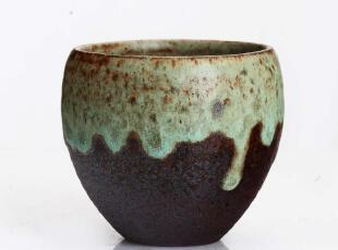 新款宜兴正品日式功夫茶具手工粗陶紫砂茶杯品茗杯红茶杯普洱茶器,茶具,