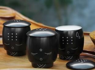 正品授权igift艾格芙 佛学大瓷大杯の沙弥杯 咖啡杯 茶杯 0.4KG,茶具,