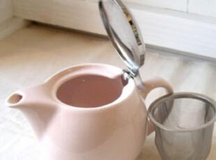★公主梦想★韩国家居*给爱喝茶的公主*冰激凌粉色茶壶M1760,茶具,