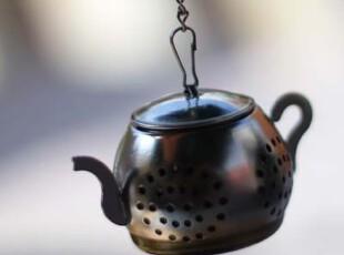 不绣钢 创意茶包 带挂链和底盘 我的茶宠drink,茶具,