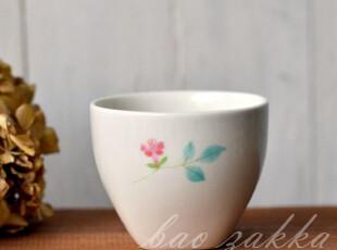 BAO ZAKKA 杂货 和风 手绘 牵牛花  花茶杯  茶碗,茶具,
