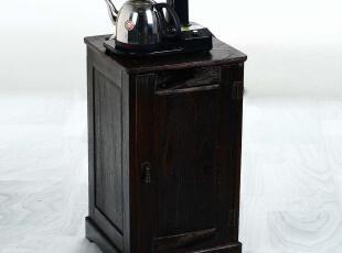 包邮日式茶具烧桐木煮茶台烧水台饮水机烧水壶柜子,茶具,