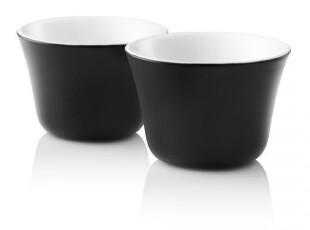 丹麦Eva Solo My Tea 黑瓷 茶杯/水杯/热饮杯/咖啡杯 一对 567412,茶具,