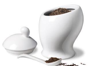 丹麦PO:欧式简约仙人掌造型咖啡罐 茶叶罐 创意家居生活用品,茶具,