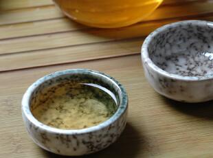 【平田】雪后初晴釉小茶杯 陶杯 日式茶杯 禅意杯 品茶杯 花茶杯,茶具,
