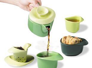 emo+荷兰PO:玫瑰花茶具 杯具 杯子 茶具套装创意礼物 时尚礼品,茶具,