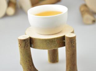年轮茶椅 原木杯垫 茶道茶具办公室创意 寻慢原创慢生活品牌,茶具,