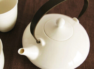 茶壶套装/四杯一壶茶具组合/高白瓷茶具礼盒装 8032,茶具,