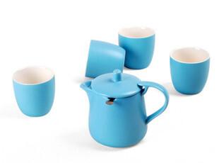 [IJARL.亿嘉]时尚陶瓷 健康色釉家庭版茶具 稀世光华系列,茶具,