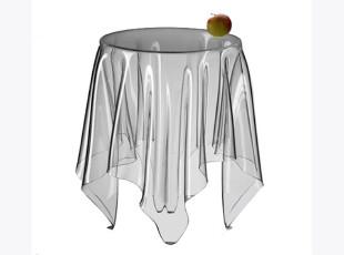 欧森丹尔 梦幻漂浮咖啡桌 创意茶几 小号透明 家居摆设 简约设计,茶具,