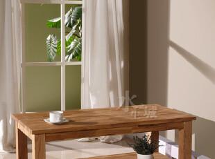 """水生之城 外贸出口英国/实木橡木环保免漆擦油家具/茶几""""惦念"""",茶几,"""