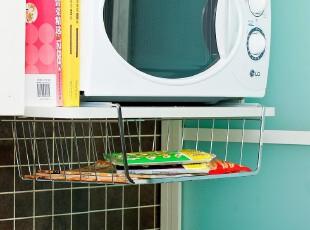 衣柜挂篮冰箱挂架 厨房用具厨房收纳架置物架 橱柜碗架衣柜收纳架,衣柜,