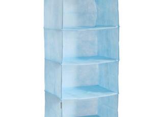 康之佳 挂袋 收纳 袋 多层 创意 衣柜挂式 可折叠 无纺布 四层柜,衣柜,