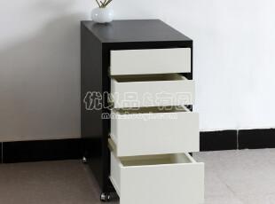 优以品办公家具 文件柜子 移动办公柜 四斗柜 矮柜 春色抽屉柜,衣柜,