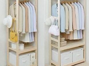 宜家 实木衣柜/衣帽架/衣架/简易衣架/实木衣架,衣柜,