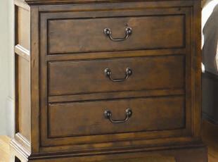 林木工坊家具 卧室配套床头柜 简约时尚储物柜 现代置物柜定制,衣柜,
