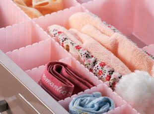 纳川 DIY组合 自由突破办公抽屉梳妆台化妆 衣柜收纳抽屉隔板0.34,衣柜,