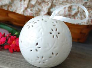 X02【英国玛莎】紫玉兰味 衣柜香薰陶瓷球/车挂/内置香包香囊香袋,衣柜,