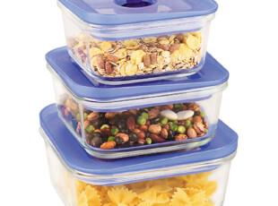 【N9430700X】居元素 安吉利亚 微波碗 储物罐 方形 单买,调味罐,