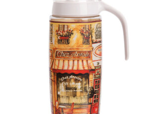 【E85921481】居元素品牌 小酒馆 液体调味瓶 烹饪组合 大油瓶,调味罐,