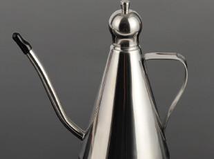 包邮!宜家外贸德国厨房用具304不锈钢油壶大酱油壶油瓶防漏加厚,调味罐,
