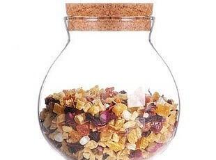 特价 手工吹制玻璃罐 茶叶罐 糖果罐 储物罐 零食罐 密封罐 400ml,调味罐,