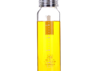 日本Hario 直身防滴漏调味油瓶  大号 DBS-240,调味罐,