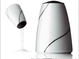 丹麦Menu等高线柔和系列餐桌用椒盐瓶 椒盐筒两件套4507259绝版货,调味罐,