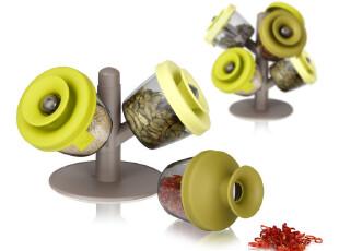 Vacu Vin储物罐 创意厨房调味罐 调料盒,调味罐,