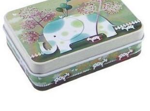 《红馆1号店》 喜糖盒 创意 个性糖盒 高档牌盒子 马口铁盒 糖盒,铁盒,