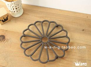 WANG ZAKKA 铁艺 锅垫 隔热垫 复古,隔热垫,