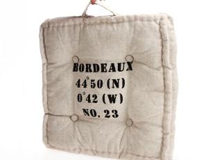 小北家-FA78 ZAKKA  靠垫/靠背 坐垫 座垫 天然棉麻 含芯,靠垫,